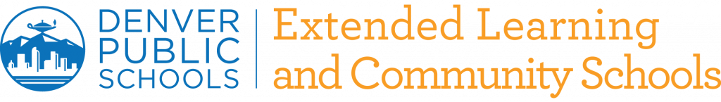 Denver Public Schools Extended Learning and Community Schools logo