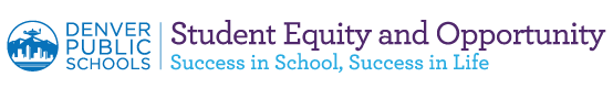 Student Equity and Opportunity